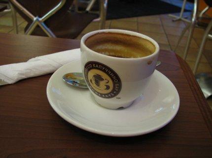 """Рецепт: Кофе """"по-итальянски"""""""
