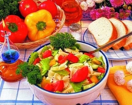 Салат итальянский