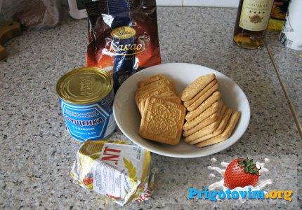 Рецепт с фото десерты рецепты с фото