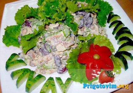 салат марьяна